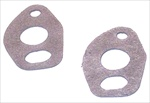 Fiberous Heat Rise Gaskets, Pair
