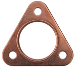 Copper Small Flange Muffler/Stinger Gasket, Bulk Pack of 10