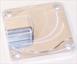 Bugpack Billet Oil Pump Cover, Full Flow for 3036-15 & 3037-15