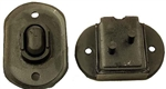 Transmission Mount, 1962-65 Type 1 and Type 3, Front, 311-301-265A