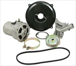 12V Alternator Kit, Upright Engines, Chinese Alternator