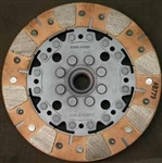 Copperhead 200mm Clutch Disc