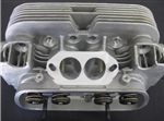 ACN Road Warrior Dual Port Cylinder Heads, (L5 heads) 40 X 35mm Valves, PAIR