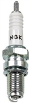 "NGK D9EA Spark Plug, 12 x 3/4"" Reach Threads, Conventional Tip, 11/16"" Socket"
