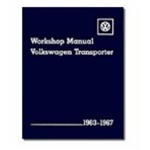 Volkswagen Workshop Manual, 1963-67 Type 2, by Robert Bentley, V267