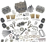 SCAT Volksracer Race-Ready Engine Kit, 78.8, 82, and 84mm Stroke FORGED CW Crankshaft