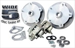 "Wide 5 Disc Brake Kit, Link Pin, 2 1/2"" Lowered"