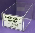 Plexiglass Workroom Dispenser (container only) (Item # DPW502)