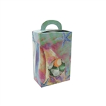 1/2 lb. Vertical Tote with Window - Ocean