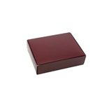 1/4 lb. Burgundy fudge & Candy Boxes