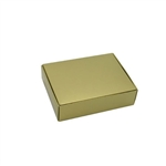 1/4 lb. Gold fudge & Candy Boxes