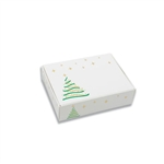 1/4 lb. Christmas Trees Chocolate Boxes