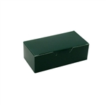 1/2 lb. Forest Green 1 Piece Boxes