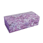 1 lb. Lilacs Pattern 1 piece - Fudge Boxes