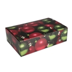 1-1/2 lb. Ornaments Pattern Chocolate Boxes