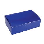 1-1/2 lb. Royal Blue Chocolate Boxes