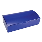 2 lb. Fudge Boxes - Royal Blue