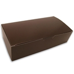 3 lb. Fudge Boxes - Brown