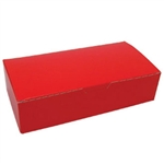 3 lb. Fudge Boxes - Red