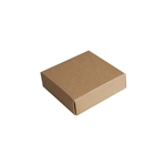 Chocolate Box Covers-3 oz.-1 Layer-Kraft