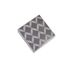 Chocolate Box Covers-3 oz.-1 Layer-Metal Swirl