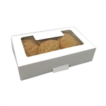 Medium Grease Resistant Cookie/Bakery Boxes
