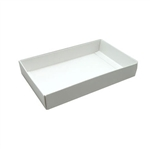 1/2 lb. Box Bases-1 Layer-White