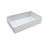 1/2 lb. Box Bases-1 Layer Deep-White