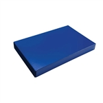1/2 lb. Box Covers-1 Layer-Royal Blue