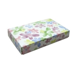 1/2 lb. Box Covers-1 Layer-Watercolor Daisy