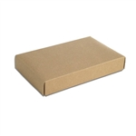 1/2 lb. Box Covers-1 Layer-Kraft