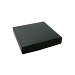 Chocolate Box Covers-8 oz.- Black