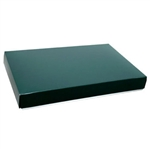 1 lb. Box Covers-1 Layer-Forest Green
