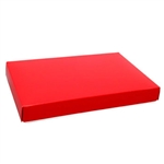1 lb. Box Covers-1 Layer-Red