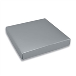 16 oz. Square Silver Chocolate Box Covers