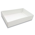 2 lb. Box Bases-2 Layer-White