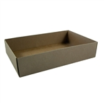 2 lb. Box Bases 2 Layer Kraft