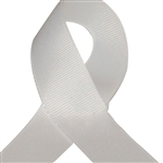 Best Priced White Grosgrain Ribbon