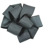 Offray Wire Edge Gelato Ribbon-022 Pewter