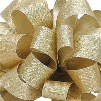Offray Luxe Ribbon - Gold Dust