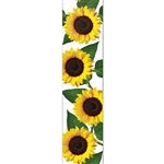 "Offray Wired Fields - Sunflowers Ribbon - 1-1/2"" x 25 yds"