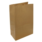 Extra Large Kraft Heavy Paper Grocery Bags