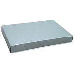 1 lb. Box Covers-1 Layer-Silver