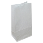 20 lb White Grocery Bags