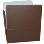 24 Truffle Candy Boxes in Brown