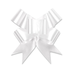 White Flora Satin Bow Magic Butterfly Bows