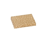 Presentation Pop Up Gift Card Boxes - Gold Cheetah