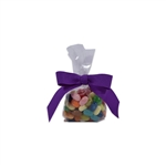 4 oz. Clear candy bags