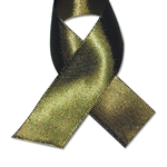 Double Face Satin Ribbon - Willow Green