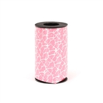 Splendorette Curling Ribbon - Giraffe Hot Pink